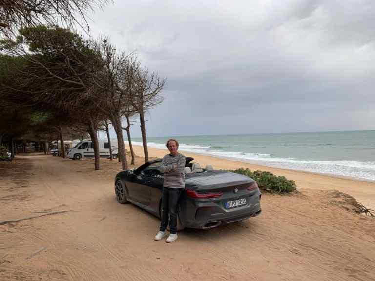 BMW 8er Cabrio, Dr Friedbert Weizenecker