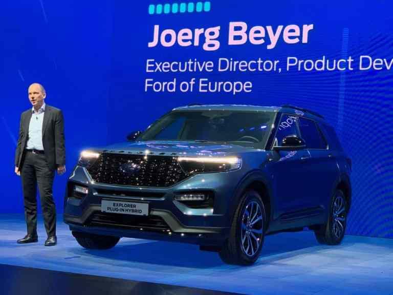 Ford Explorer #GoFurther