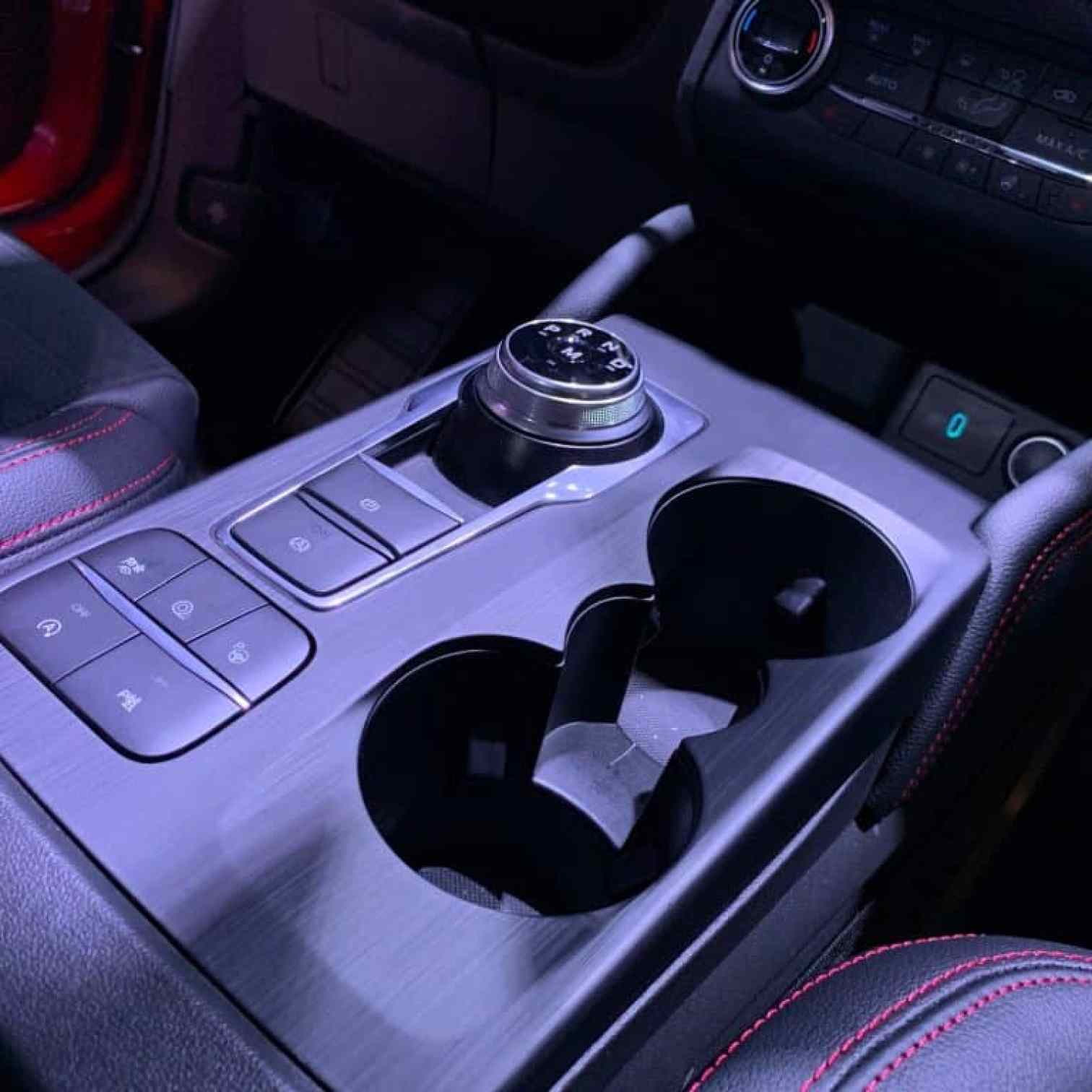 Ford Kuga 2020, Mittelkonsole