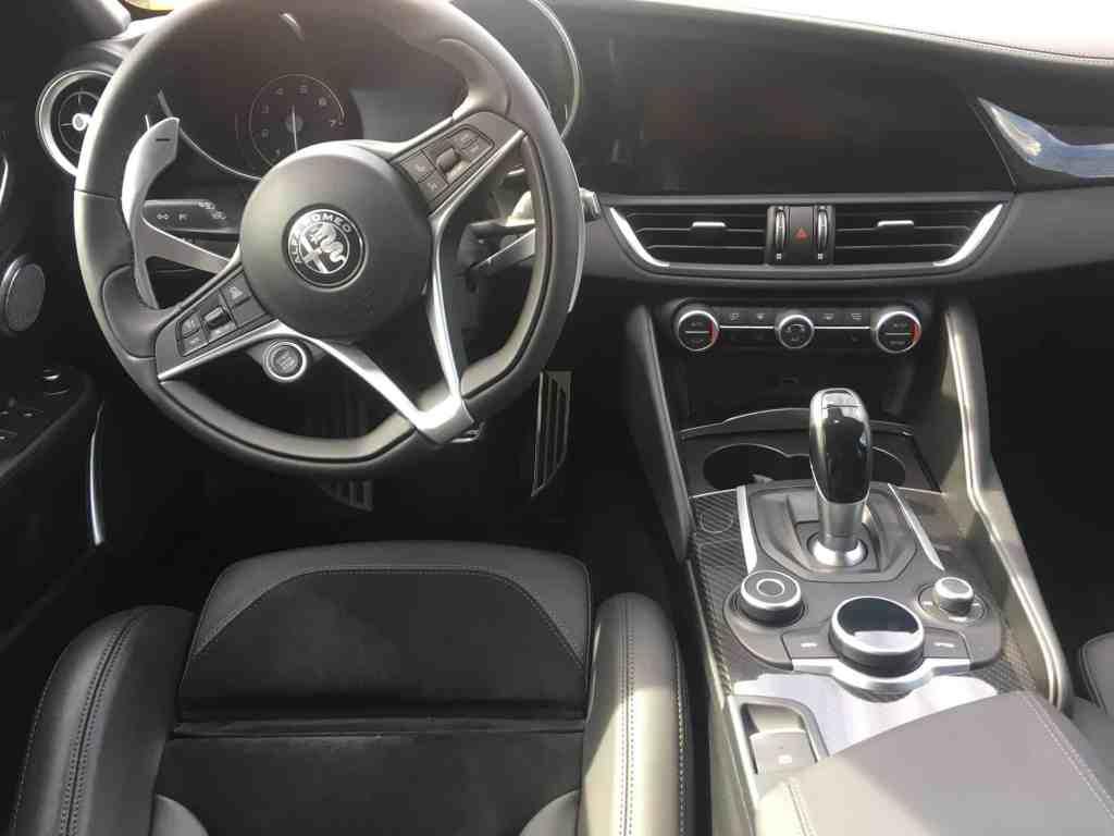 Alfa Romeo Giulia Veloce Ti 2.0 Turbo AT8-Q4