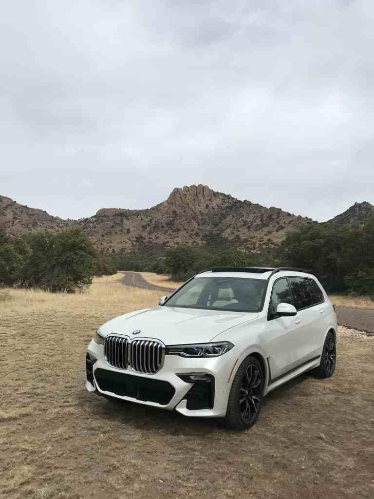 "2019 BMW X7 xDrive 50i (V8, 462 PS) ""M-Sport"""