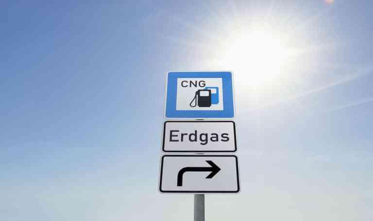 Erdgas-Lobby: Festlegung auf Elektroautos ist Augenwischerei