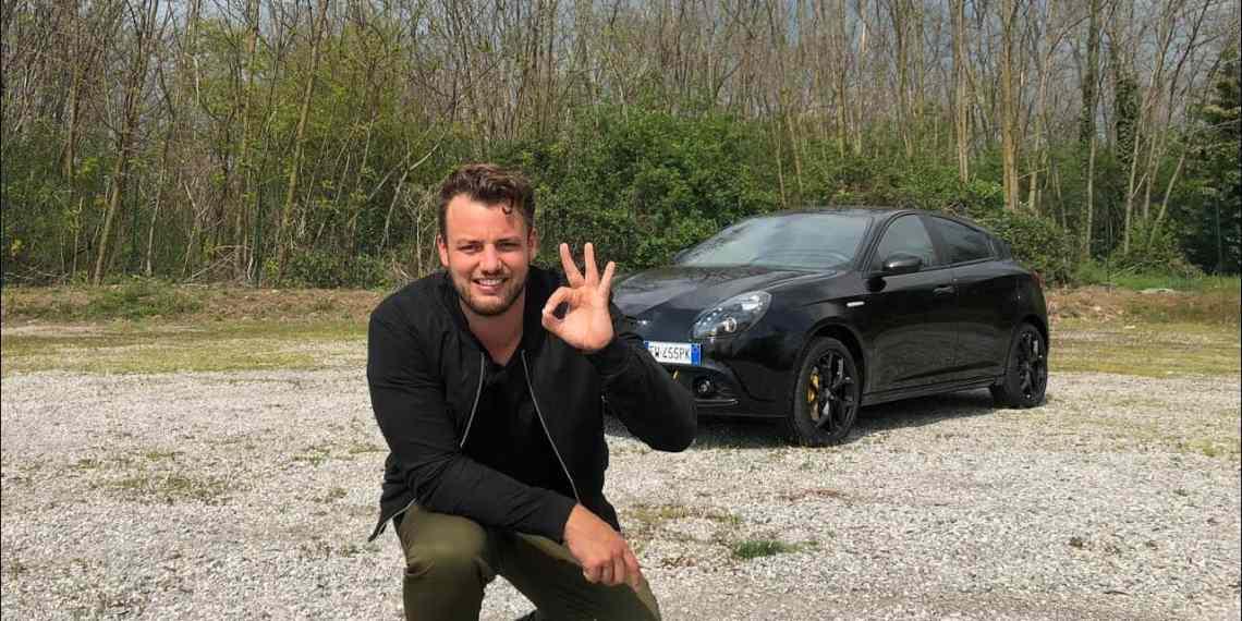 Alfa Romeo Giulietta SPECIALE, Jan Weizenecker