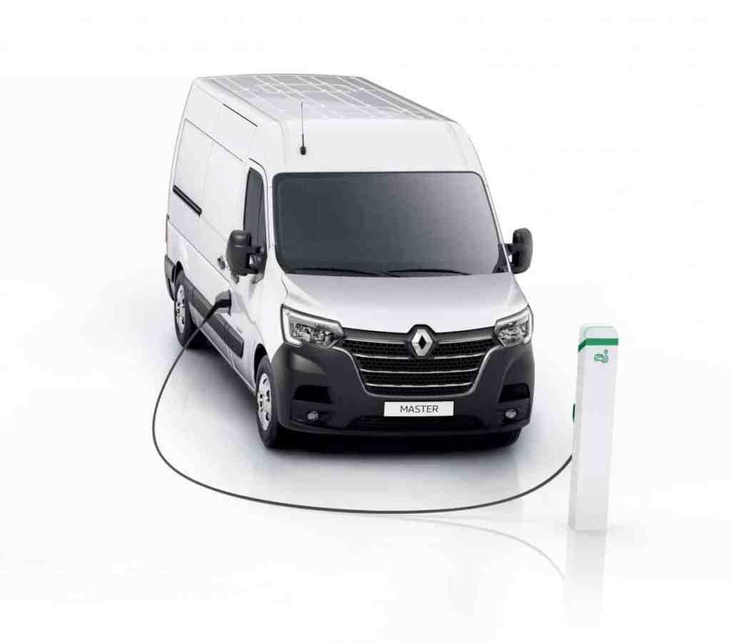 Master Z.E., Elektrofahrzeuge, Zero Emission, Transporter, Renault, 2019