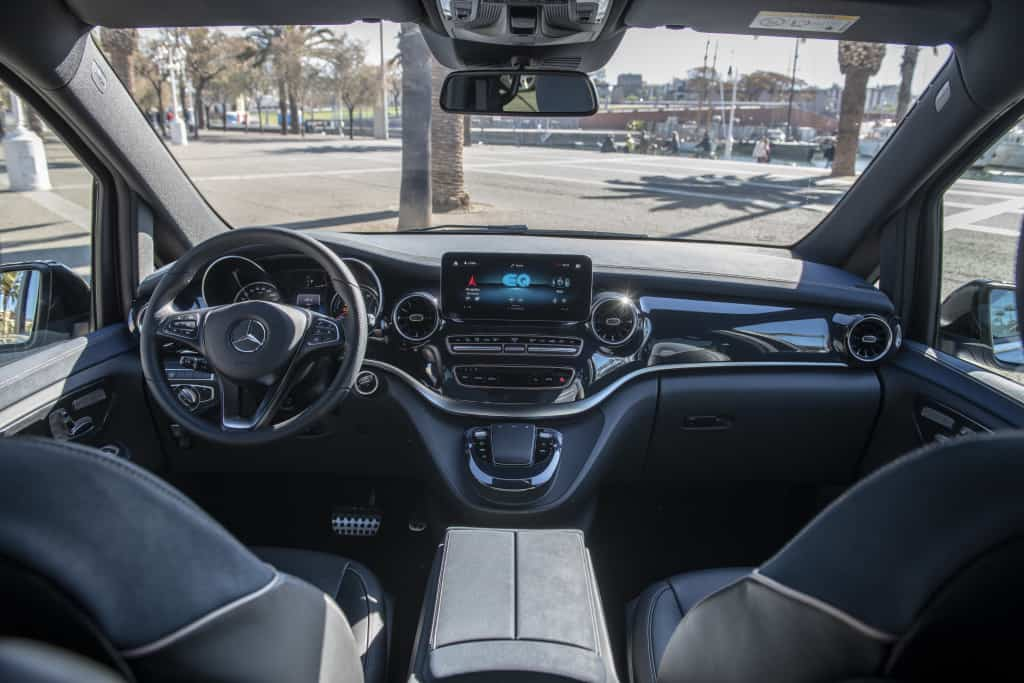Mercedes-Benz Concept EQV, 2019