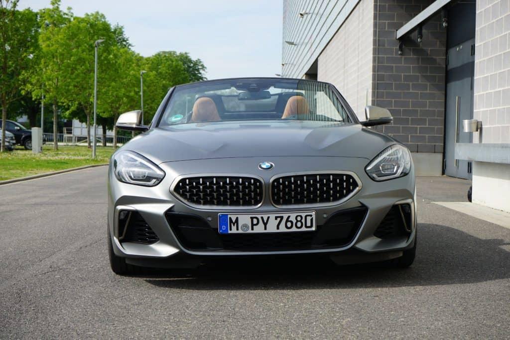 BMW Z4 M40i (340 PS), Kühlergrill