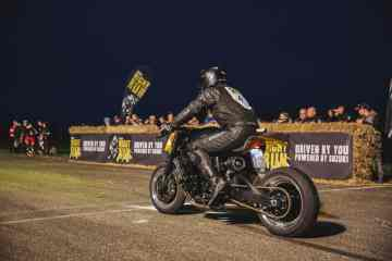 Suzuki Night Run.