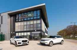 Software-Entwicklungszentrum von Jaguar Land Rover in Shannon.