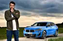 BMW X2 M35i, Jan Weizenecker