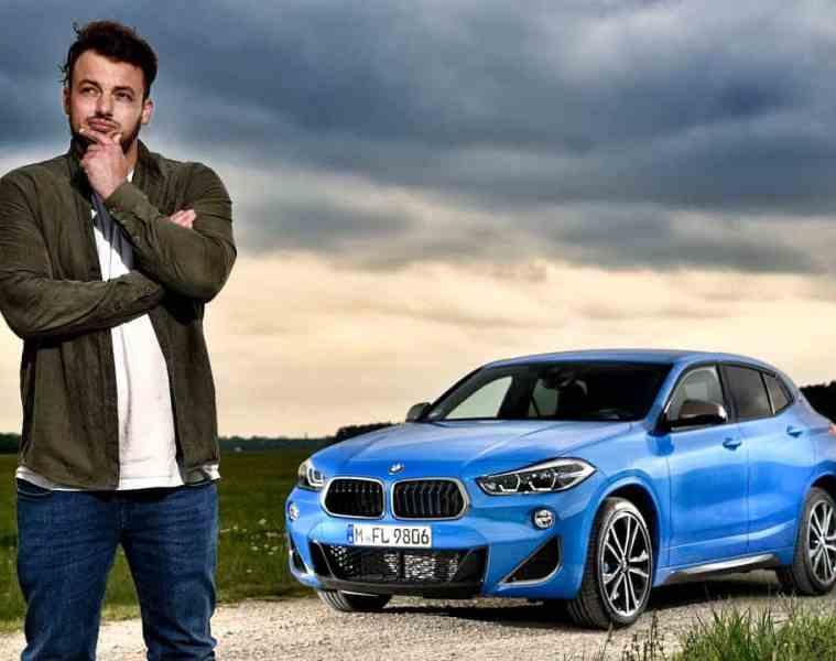 BMW X2 M35i, Jan Weizenecker