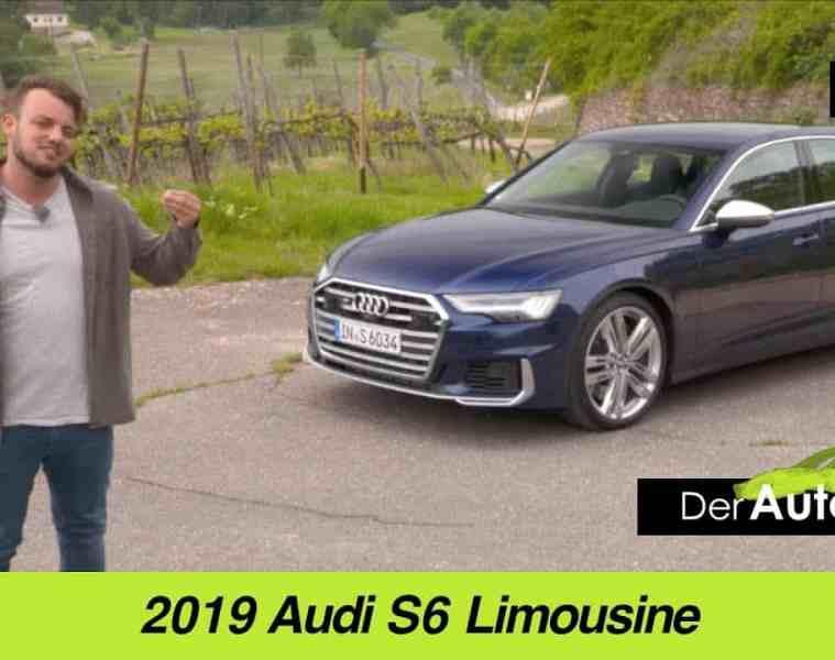 Audi S6 Limousine (349 PS)