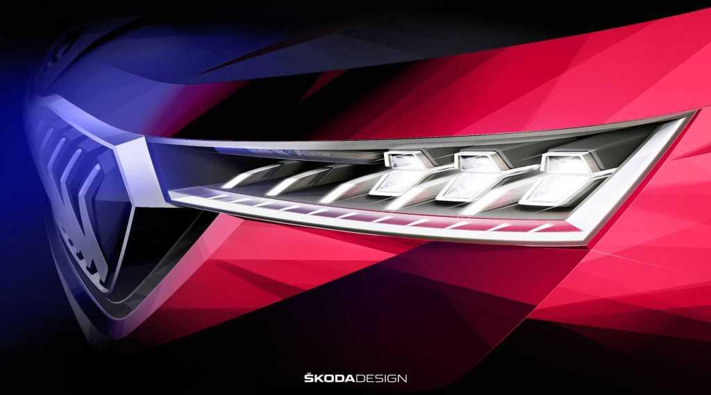 Skoda zeigt Konzeptstudie Vision GT auf der Shenzhen-Hong Kong-Macao Auto Show