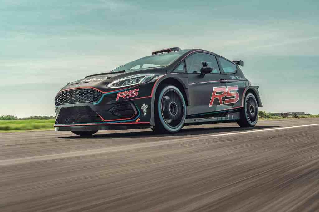 Rallye-Fiesta R5, 2019