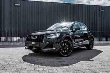 Abt motzt Audi SQ2 auf
