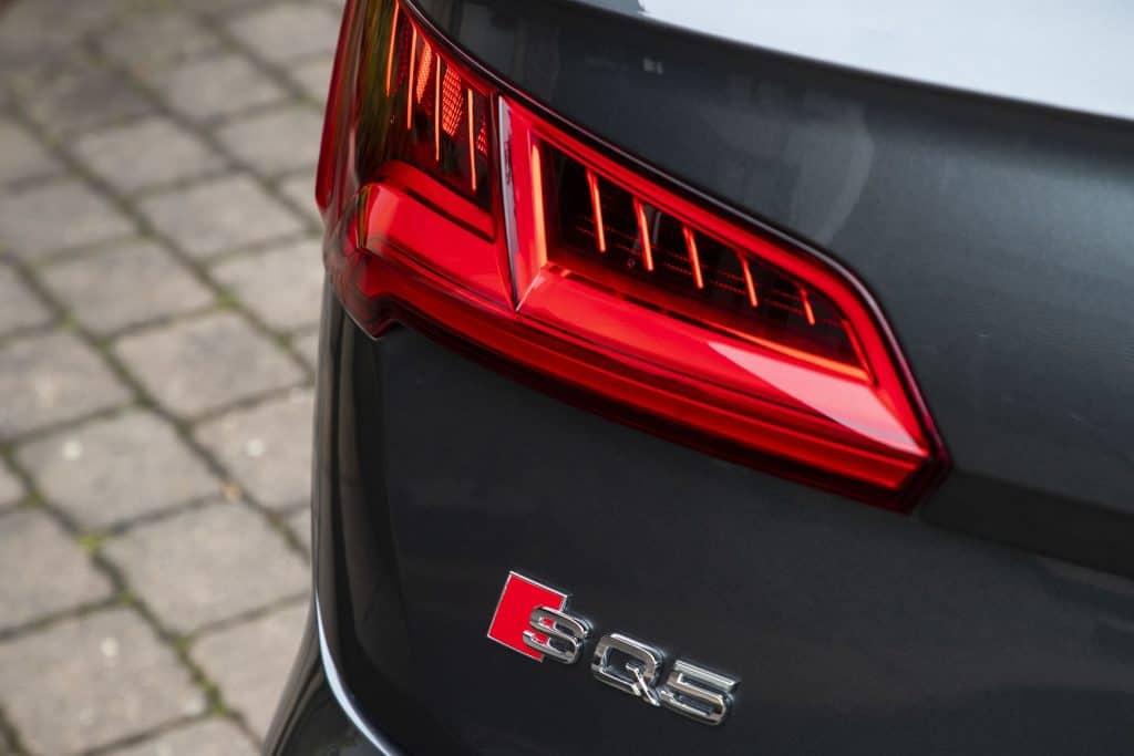 Audi SQ5 TDI, Rückleuchte