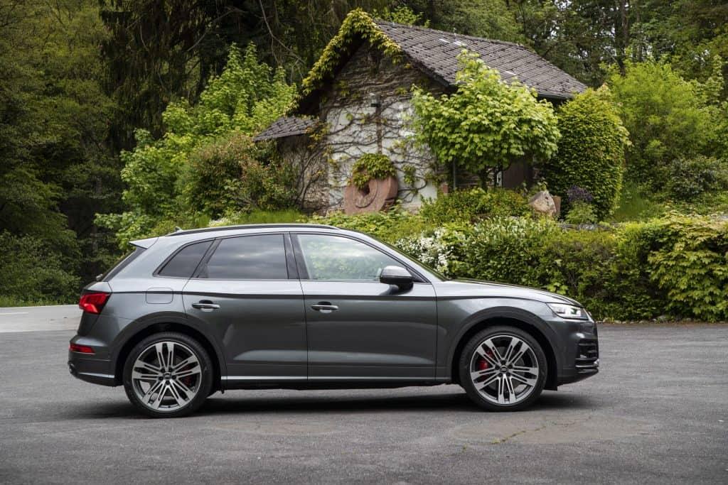 Audi SQ5 TDI, Felgen