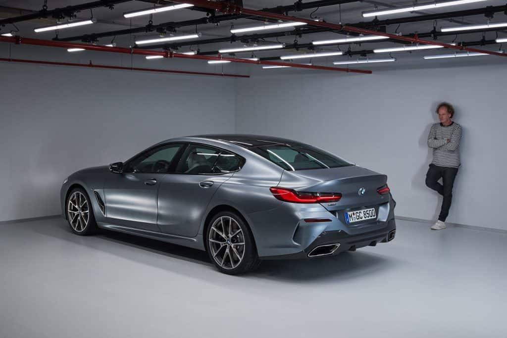 BMW 8er Gran Coupé 2019