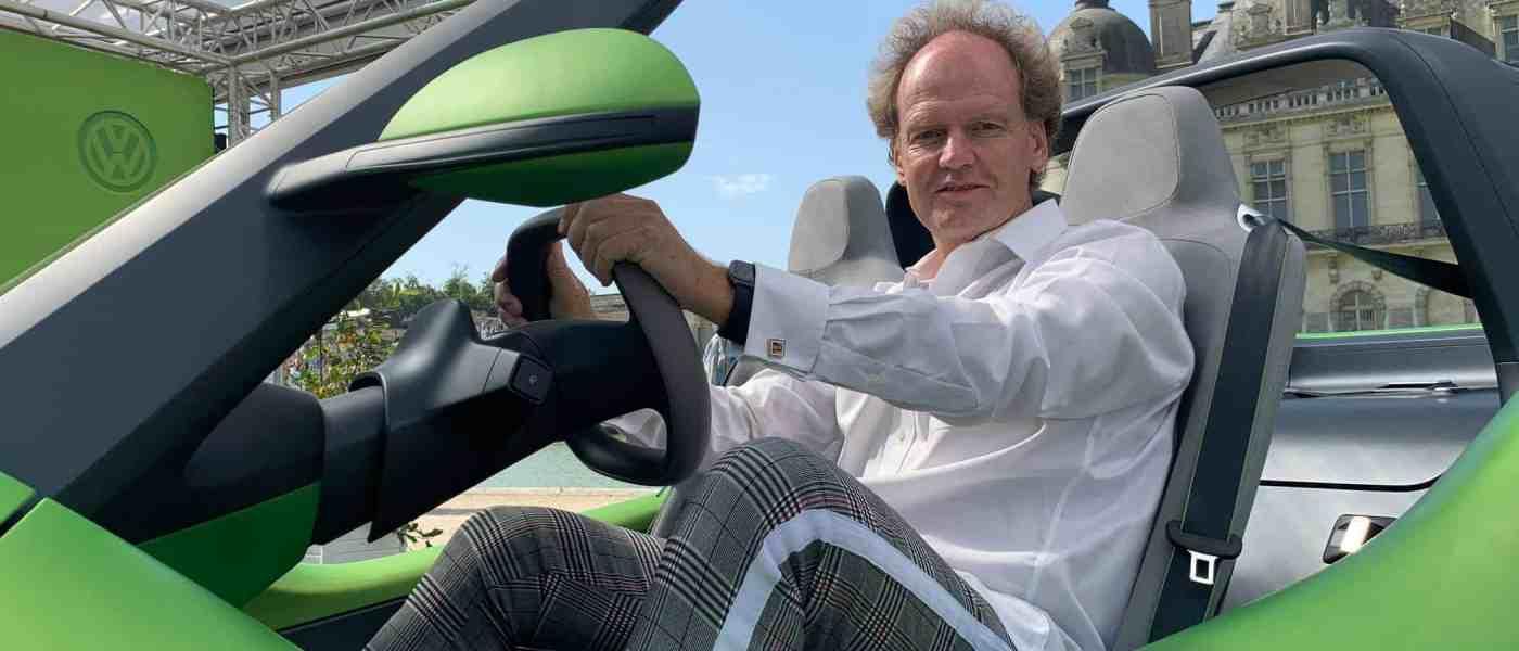 ID. Buggy, Dr Friedbert Weizenecker