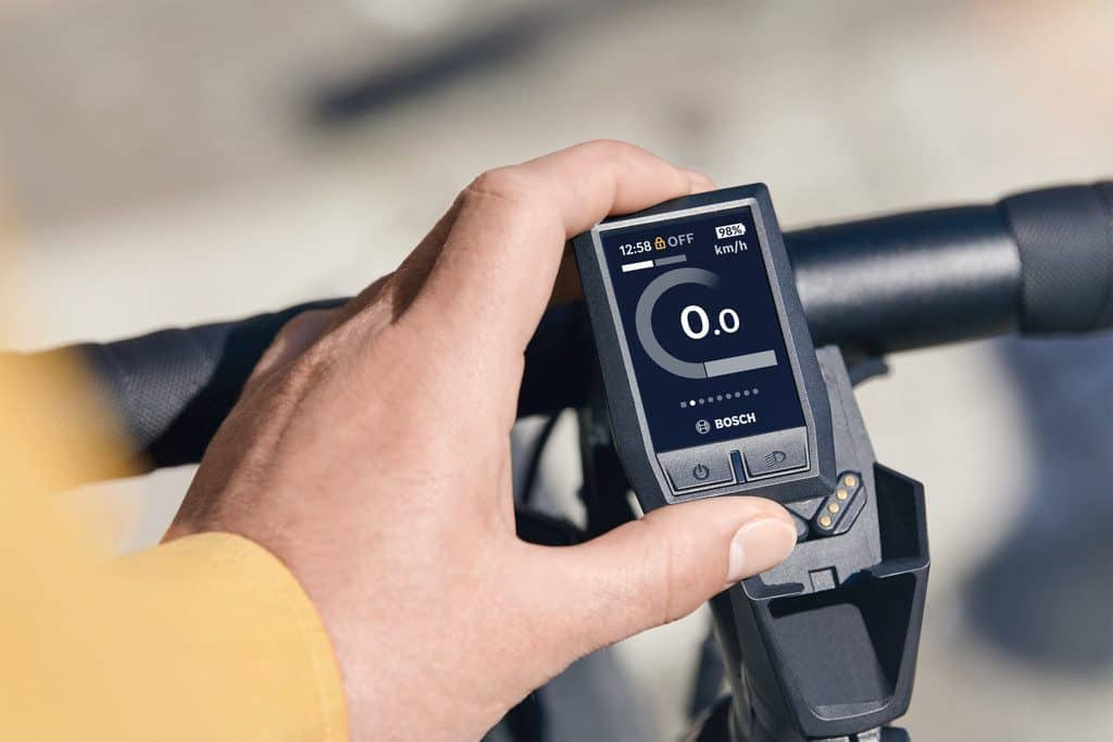 Bosch E-Bike Lock.