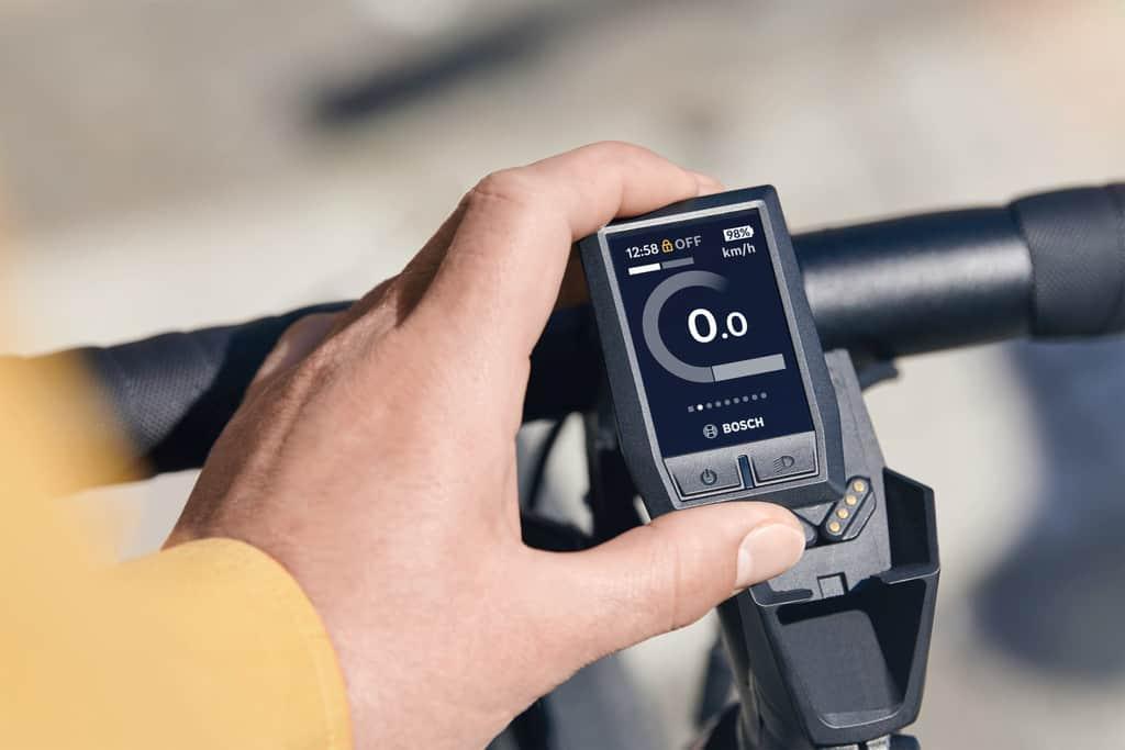Bosch E-Bike Lock.