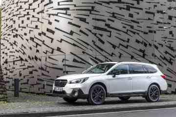 Subaru Outback Sondermodell Sport X