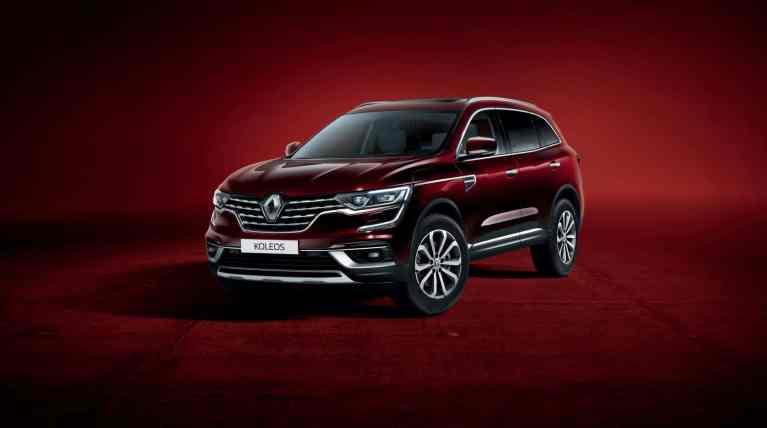 Koleos, Modellpflege, Renault, 2019