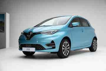 Zoe, Modellpflege, Zero Emission, Elektroauto, Renault, 2019