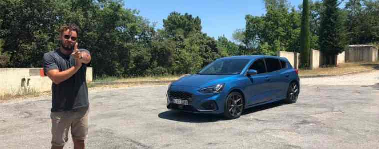 Ford Focus ST, Jan Weizenecker