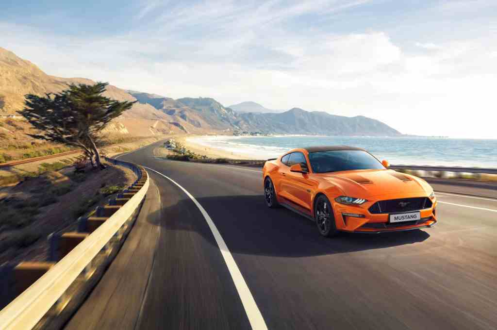 Ford Mustang55 2019