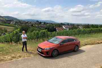 Kia ProCeed Shooting Brake, Dr Friedbert Weizenecker