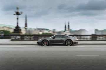 Porsche Drive in Hamburg