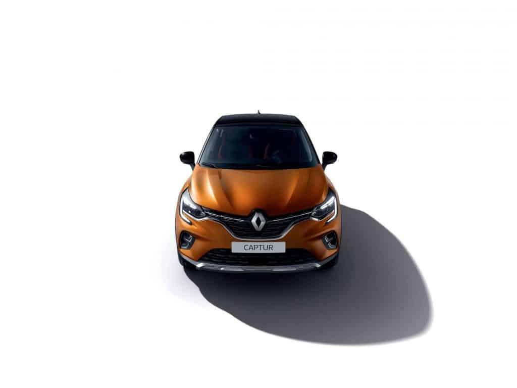 Renault Captur 2020, Kühlergrill