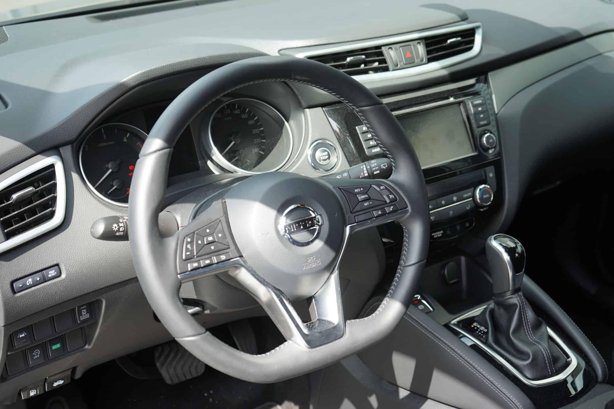 Nissan Qasqhai Tekna