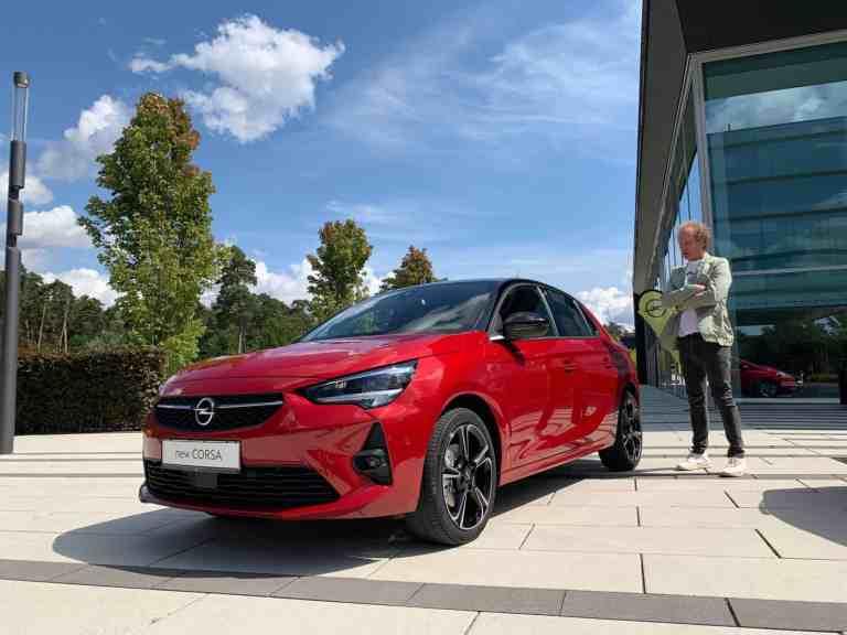 Opel Corsa 2020, Dr Friedbert Weizenecker