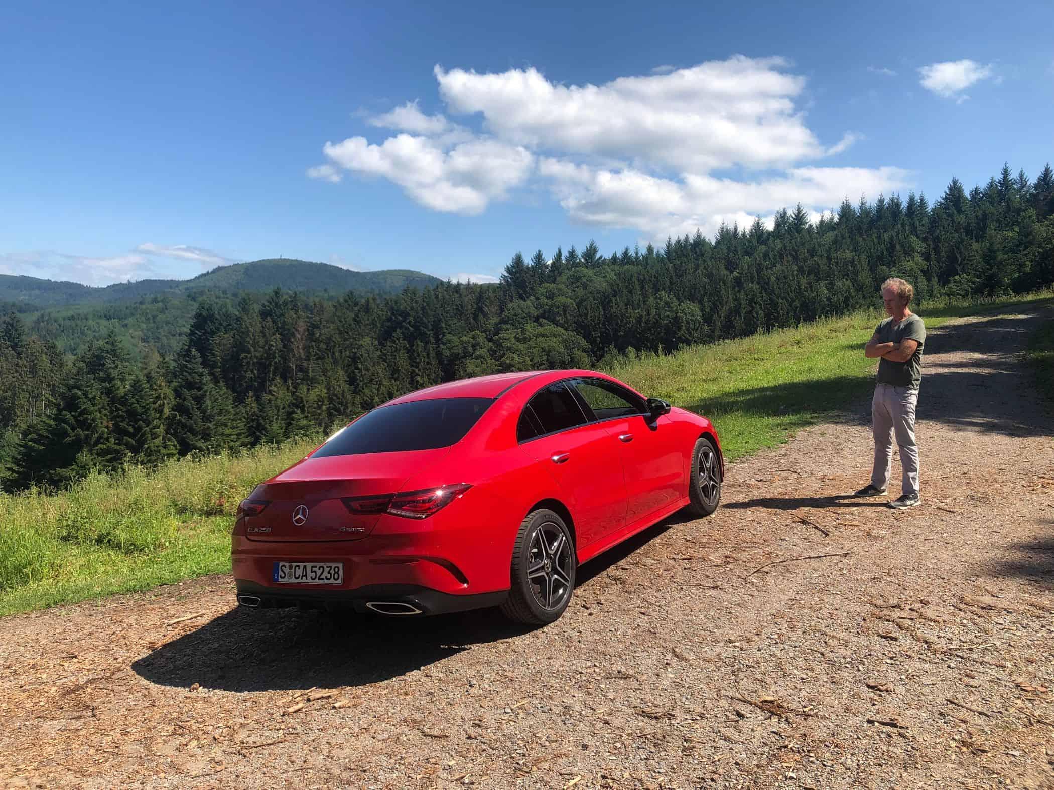 Mercedes CLA AMG-Line