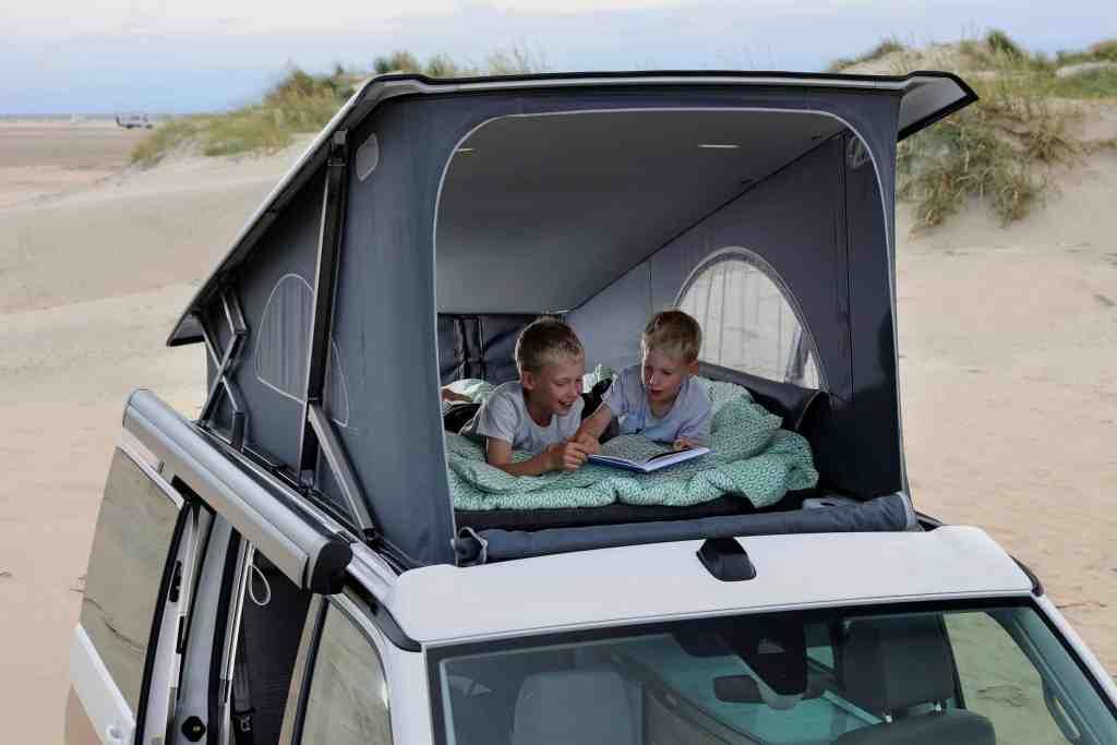 VW T6 California