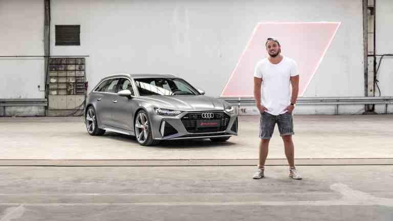 Der neue Audi RS6 Avant (600 PS) - Vorstellung des Sportkombis