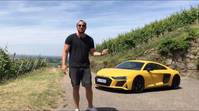 Audi R8 V10 Performance Quattro Coupé Facelift (620 PS) - Fahrbericht im Video