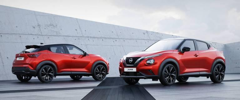 Nissan Juke MY 2019