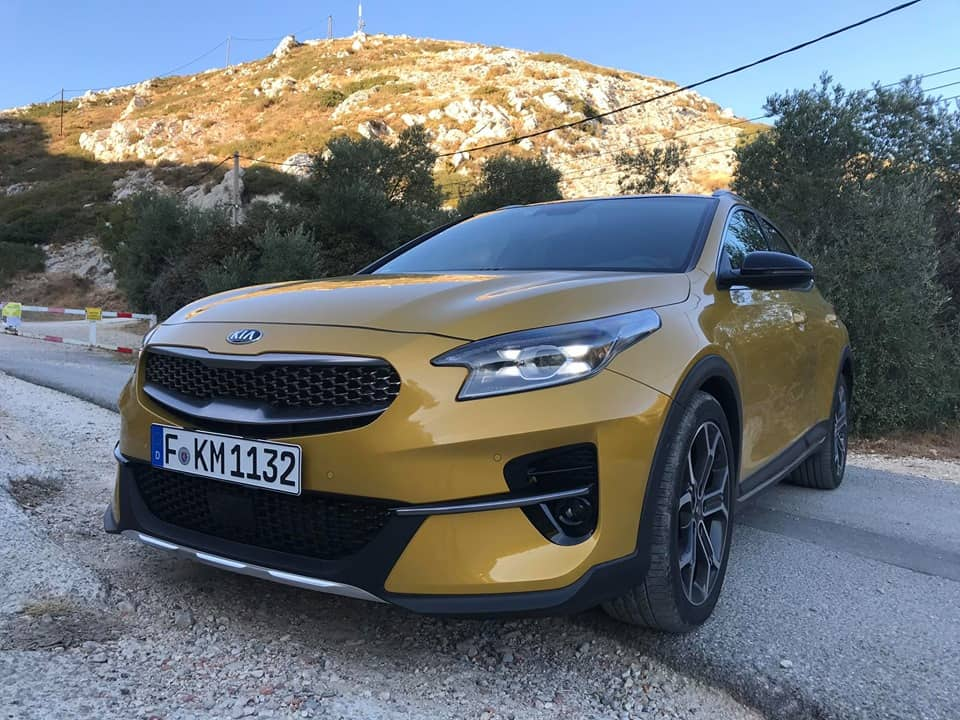 """Kia XCeed 1.4 T-GDi DCT """"Launch Edition"""""""