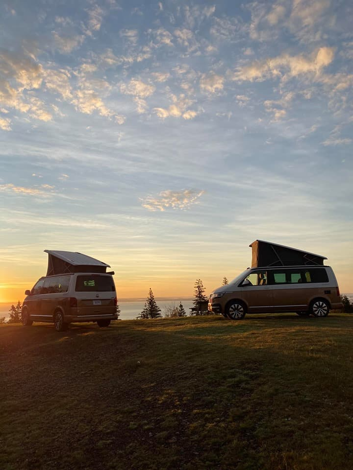 VW T6.1 California Ocean (199 PS) - Camper-Test in Canada