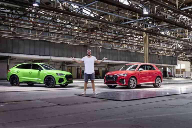 2020 Audi RS Q3 (400 PS)