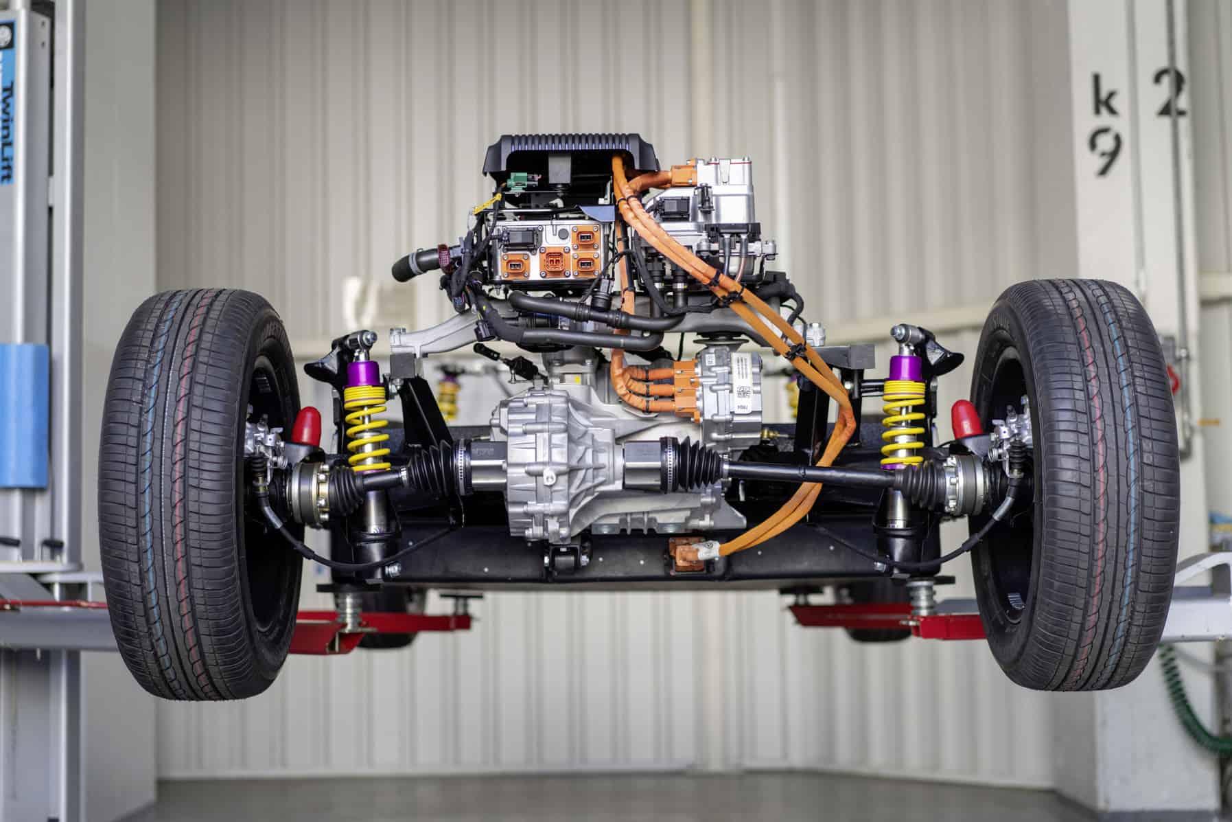 E-Antrieb für den VW Käfer