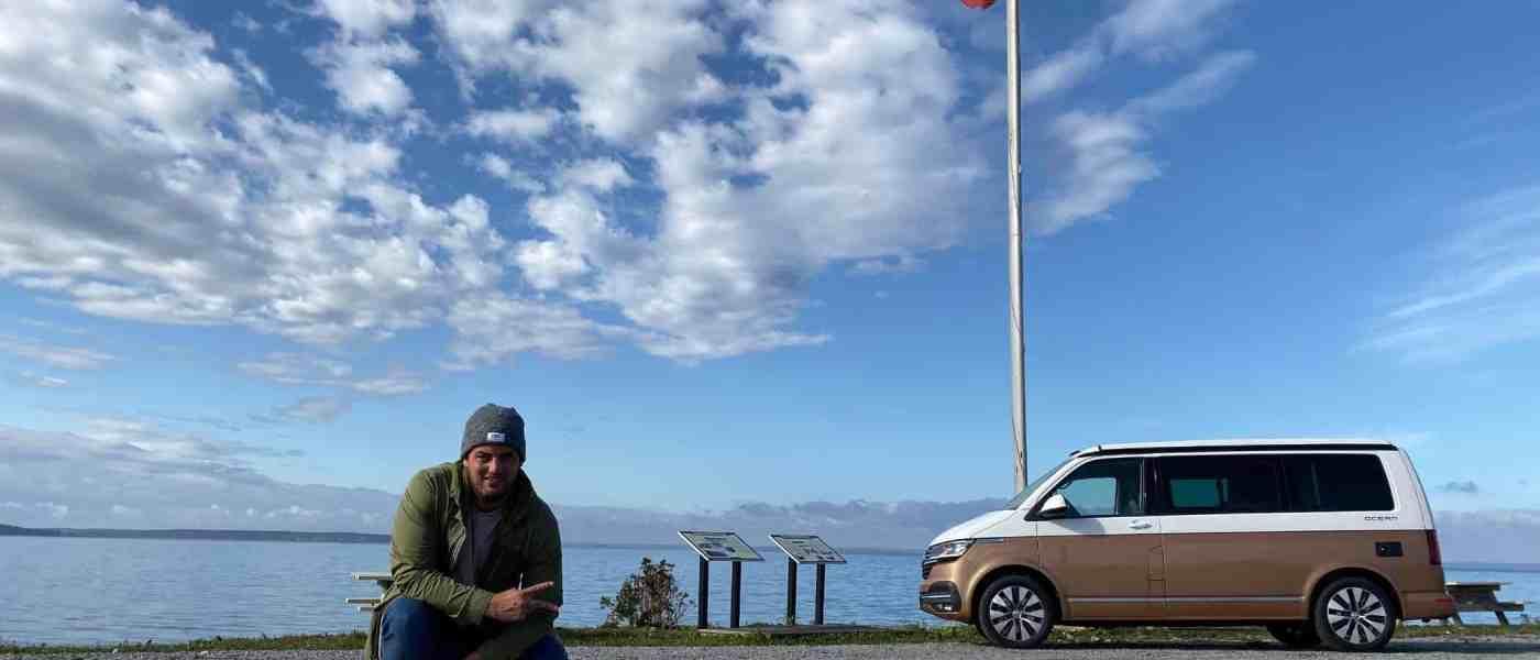 VW T6.1 California Ocean (199 PS) - Camper-Test in Canada, Jan Weizenecker