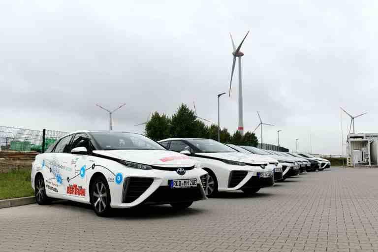 Brennstoffzellen-Technologie: Saubere Sache mit Potential