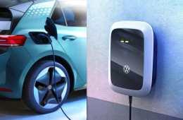 Wallbox von Volkswagen: ID-Charger.