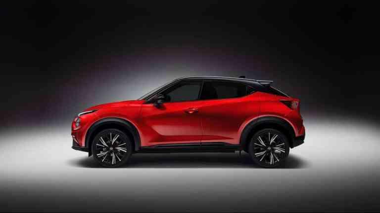 Nissan Juke bekommt mehr Platz