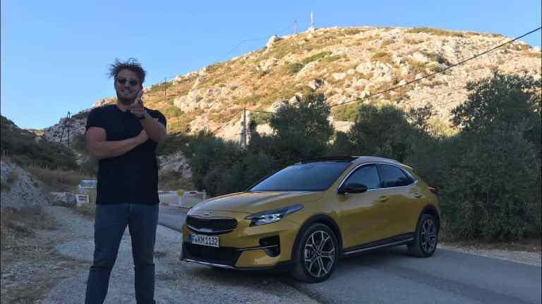 2019 Kia XCeed 1.4 T-GDi DCT, Jan Weizenecker