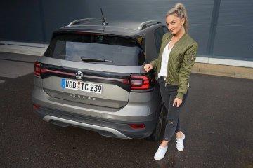 VW T-Cross, Nina Weizenecker