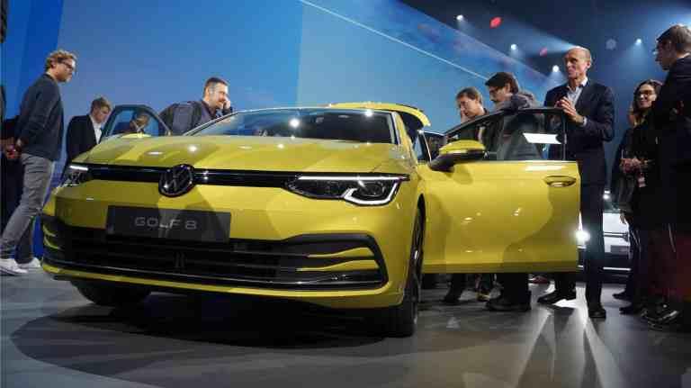Weltpremiere VW Golf 8